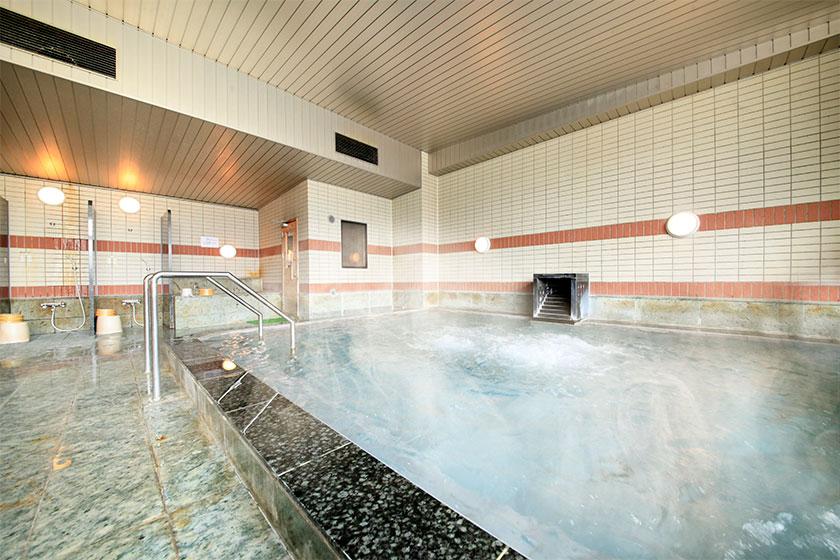 大浴場「湯とりえ」