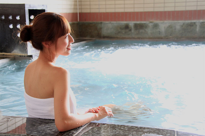 大浴場「ととうの湯」