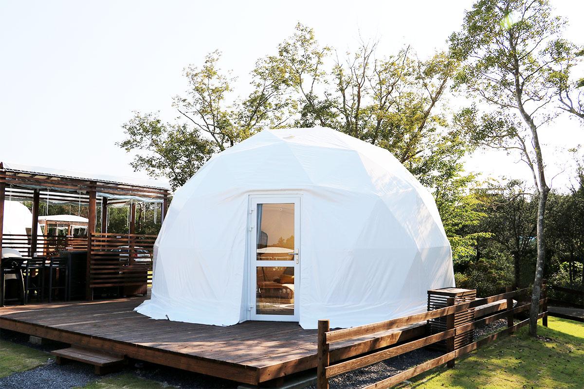 ガーデンドーム